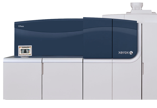 Xerox CiPress™ 325 / CiPress™ 500 Production Inkjet System