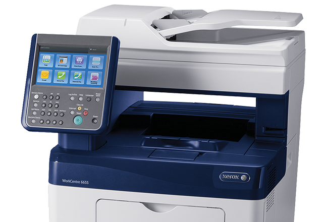 Xerox Workcentre 6655 Specifications Office Printer