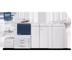 Xerox Colour 550/560/570 slide1