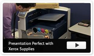 Xerox toners video
