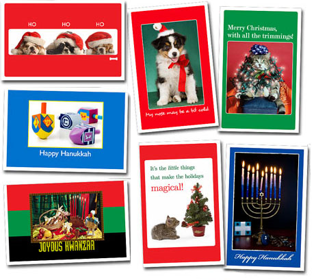 Free printable holiday cards gift wrap and photo cards small businesses resources negle Images